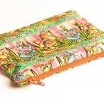 Zipper Pouch - Cartoon Kangaroos